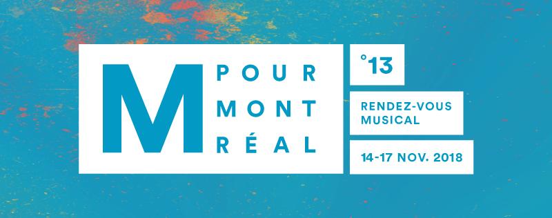 SaskMusic Export Mission to M for Montreal, November 14-17, 2018