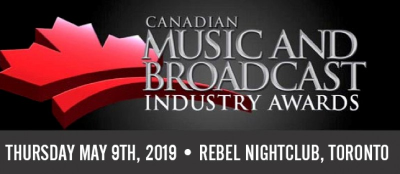 Canadian Music and Broadcast Industry Award Nominees