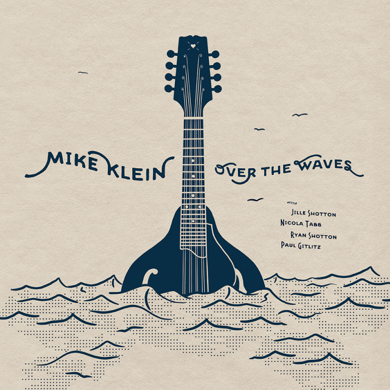 Mandolin Player Mike Klein Making Waves With His Debut Album.