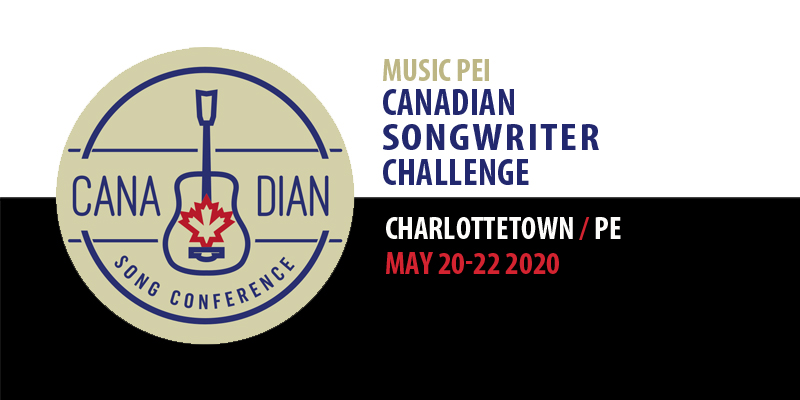Applications for Music PEI Canadian Songwriter Challenge