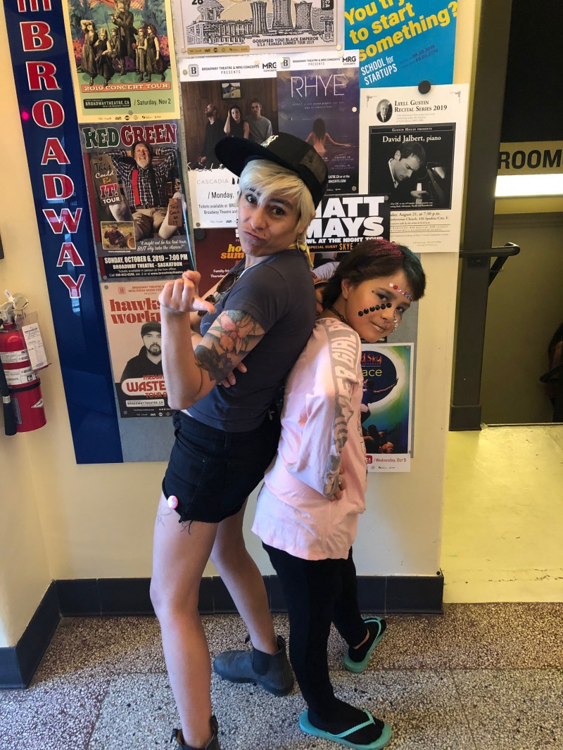Girls Rock Camp Heads to Stanley Mission