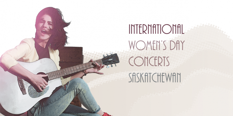 Lineup for International Women's Day Concerts Announced