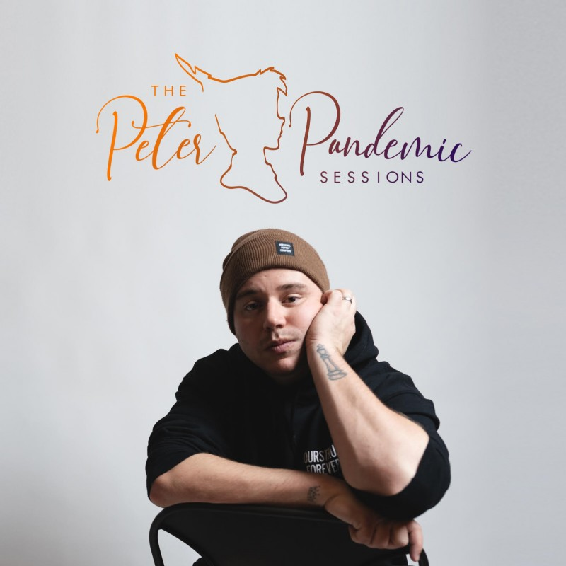 Dayda Banks Begins Release of the Peter Pandemic Sessions (Starting April 13)