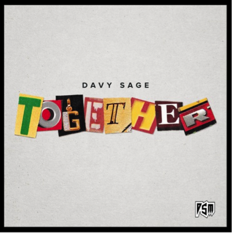 """Recording Artist Davy Sage Inspirational New Single """"Together"""""""
