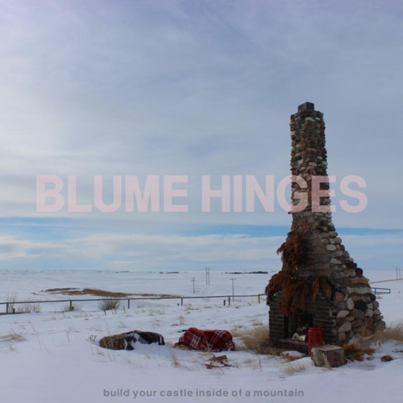New Release by Saskatoon Based Artist, Blume Hinges