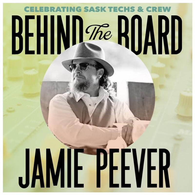 Behind the Board: Jamie Peever
