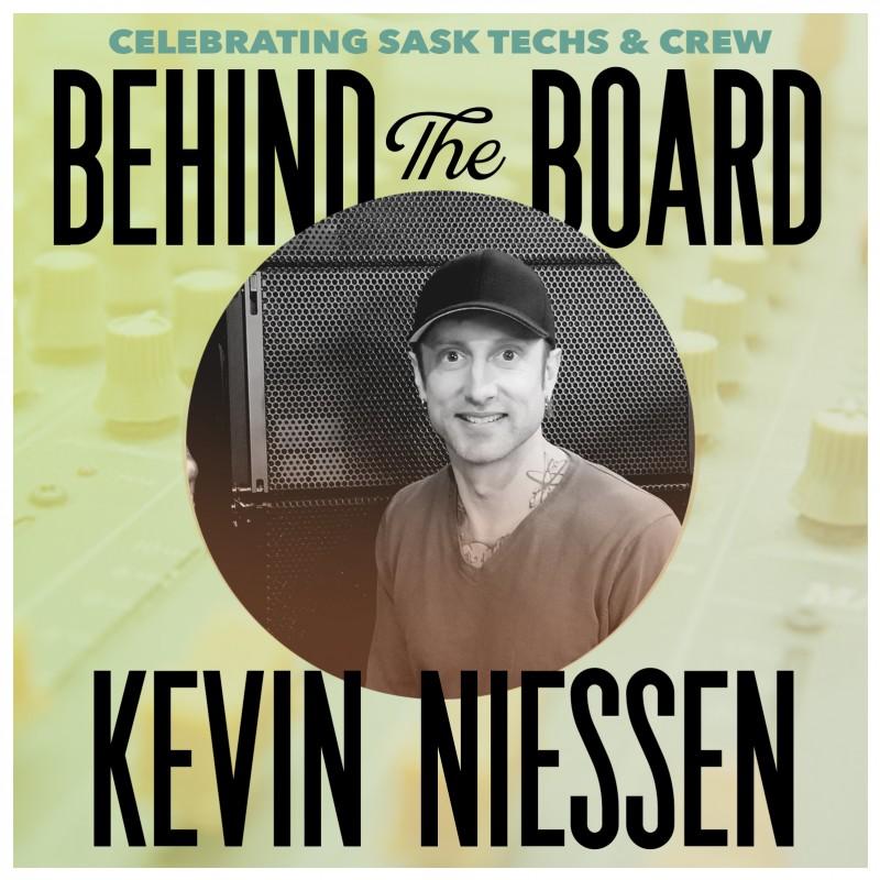 Behind the Board: Kevin Niessen
