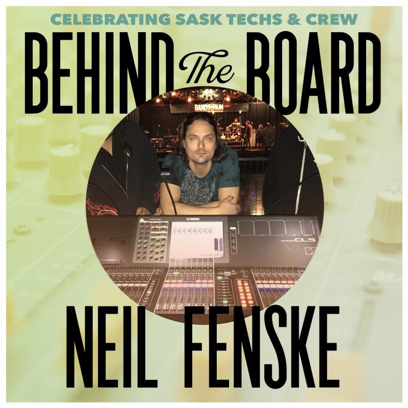 Behind the Board: Neil Fenske