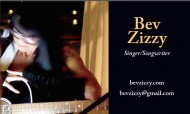 New Website Launch:  www.bevzizzy.com