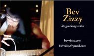 New Website Launch:  www.bevzizzy.com