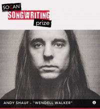 Andy Shauf Nominated for Prestigious Songwriting Award