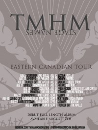 The Man & His Machine (TMHM) Release Debut Full Length & Set Out On Tour
