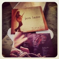 Jen Lane Releases 180 Gram Pressing of