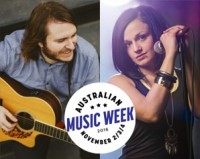 Saskatchewan at Australian Music Week
