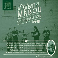 West of Mabou Celebrating St Patrick's Day with South Saskatchewan Tour!