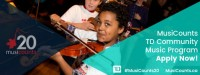 MusicCounts Community Music Grant Program