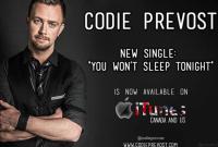 Codie Prevost releases lead single