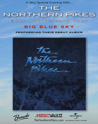 The Northern Pikes Celebrate Their Beloved Debut Album With 30th Anniversary Release Of Big Blue Sky (Super-Sized)