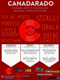 Canarado: Canada-Colorado Trade Mission