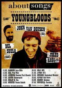 Del Suelo Embarks on 14-Show Tour Across Germany, Austria & Czech Republic.