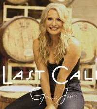 Country Artist, Ginelle James, to Release Debut EP.