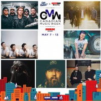 Sask Artists Heading to Canadian Music Week 2018