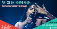 Canada's Music Incubator (CMI)L 2019 Artist Entrepreneur and Artist Manager Programs