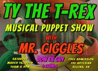 Sask-Made Cartoon to Become Touring Puppet Show
