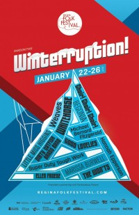 Regina Folk Fest Winterruption 2020 Line Up Announcement