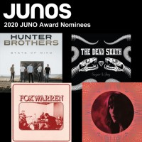 Saskatchewan's 2020 JUNO Nominees