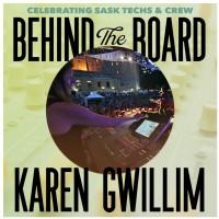 Behind the Board: Karen Gwillim