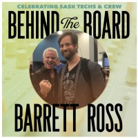 Behind the Board: Barrett Ross