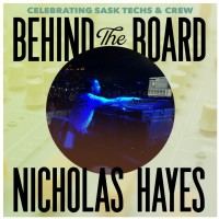 Behind the Boards: Nicholas Hayes
