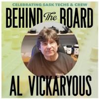 Behind the Board: Al Vickaryous