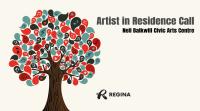 City of Regina - Artist in Residence Call