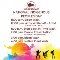 National Indigenous Peoples Day Events