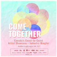 SaskMusic and friends Showcase Opportunity: Come Together