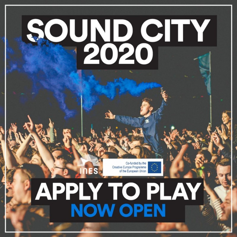 Sound City Liverpool 2020 - Showcase Opportunity
