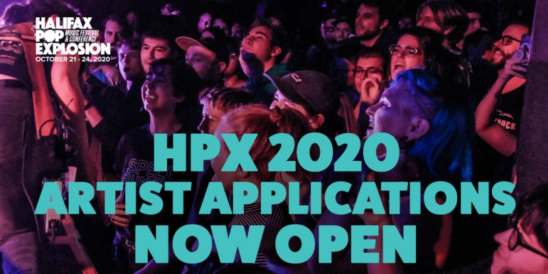 Performance Opportunity: Halifax Pop Explosion