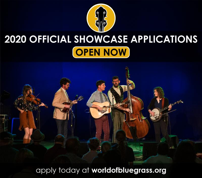 Showcase Opportunity: International Bluegrass Music Association Bluegrass Ramble 2020