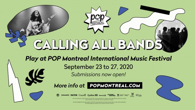 Performance Opportunity: POP Montreal 2020