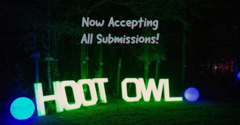 Performance Opportunity: Hoot Owl Festival 2020