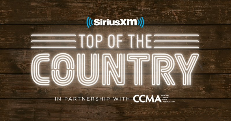 Contest Opportunity: SiriusXM Top of the Country