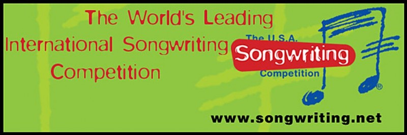 Contest Opportunity: The 26th Annual USA Songwriting Competition