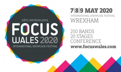 Showcase Opportunity: Focus Wales 2020