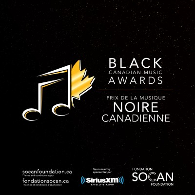 Award Opportunity: SECOND ANNUAL BLACK CANADIAN MUSIC AWARDS