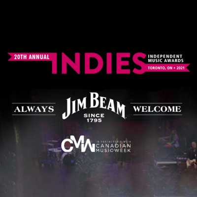 Award Opportunity: The 20 Annual Canadian Independent Music Awards