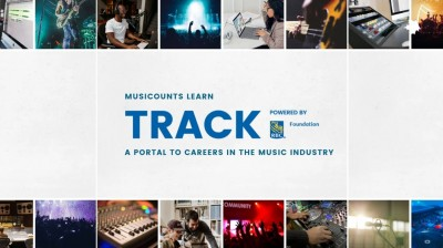 Education Opportunity: MusiCounts Music Industry Careers Learning Hub for High School Students